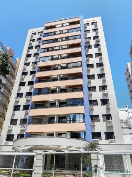 Apartamento Código 842 para Locação no bairro Centro na cidade de Florianópolis