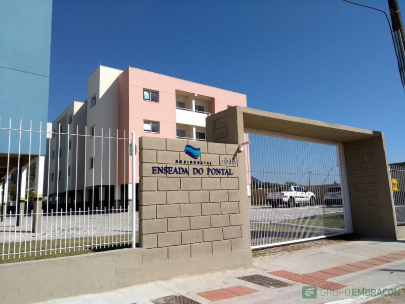 Apartamento Código 845 para comprar no bairro Praia de Fora na cidade de Palhoça