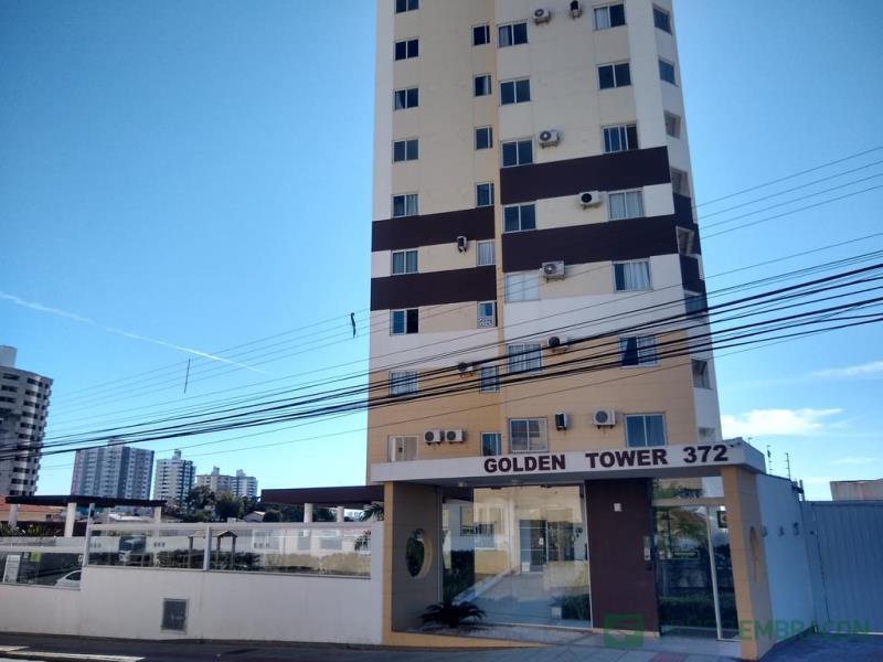 Apartamento Código 848 para Locação no bairro Barreiros na cidade de São José