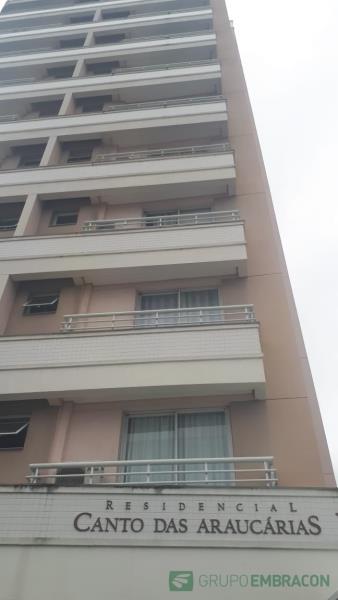 Apartamento Código 868 para Locação no bairro Areias na cidade de São José