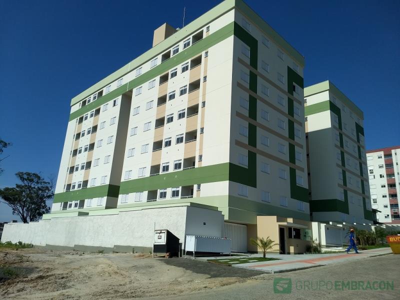 Apartamento Código 919 para Locação no bairro Brasília na cidade de Criciúma