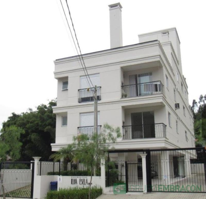 Apartamento Código 931 para Locação no bairro Canasvieiras na cidade de Florianópolis