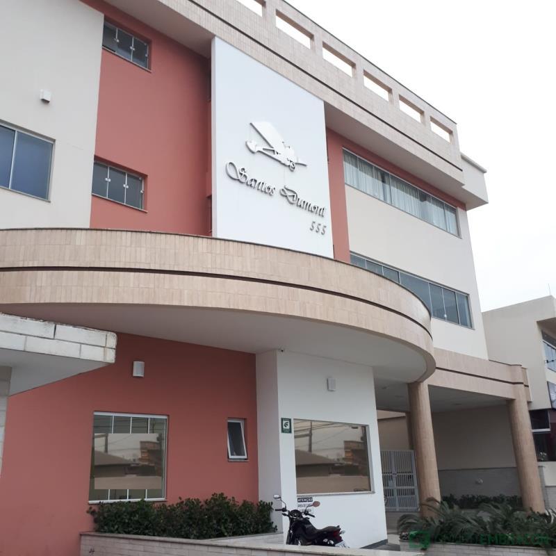 Apartamento Código 940 para Locação no bairro Barreiros na cidade de São José