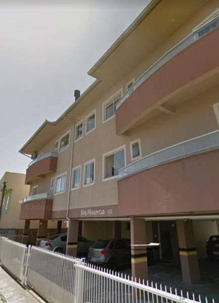 Apartamento Código 941 para Locação no bairro Ingleses do Rio Vermelho na cidade de Florianópolis