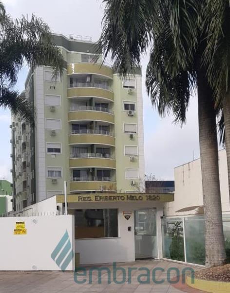 Apartamento Código 959 para Locação no bairro Itacorubi na cidade de Florianópolis