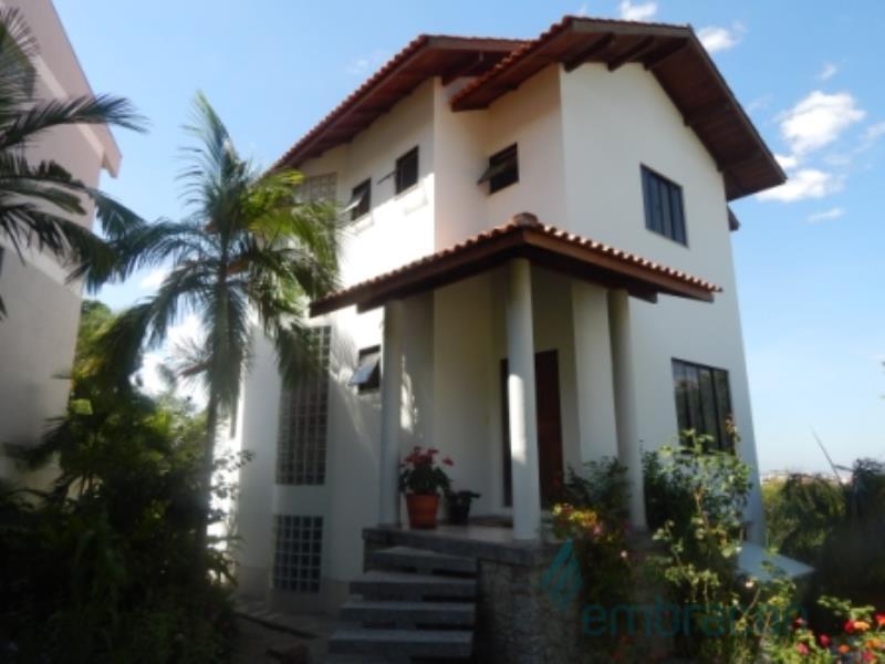 Casa Código 960 para comprar no bairro Bosque das Mansões na cidade de São José