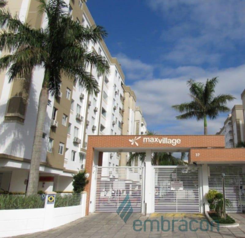 Apartamento Código 967 para Locação no bairro Fazenda Santo Antônio na cidade de São José