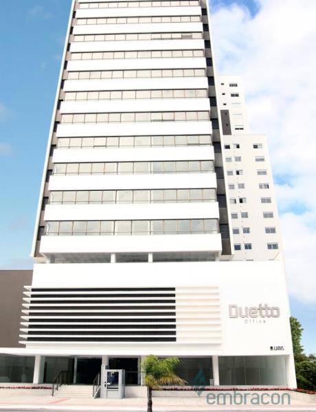 Sala Código 974 para Locação no bairro Passa Vinte na cidade de Palhoça