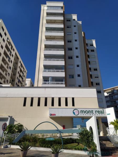 Apartamento Código 975 para Locação no bairro Itacorubi na cidade de Florianópolis