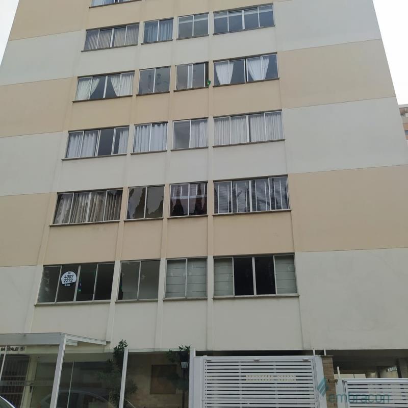 Apartamento Código 981 para Locação no bairro Centro na cidade de Florianópolis