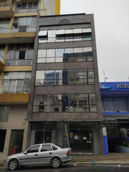 Loja Código 1013 para locação Rívoli no bairro Centro na cidade de Florianópolis