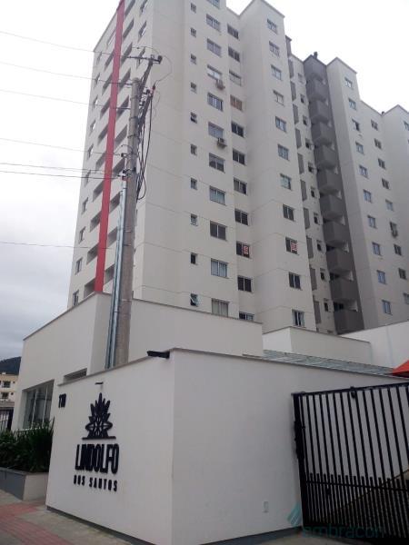 Apartamento Código 1062 para locação Lindolfo dos Santos no bairro Passa Vinte na cidade de Palhoça