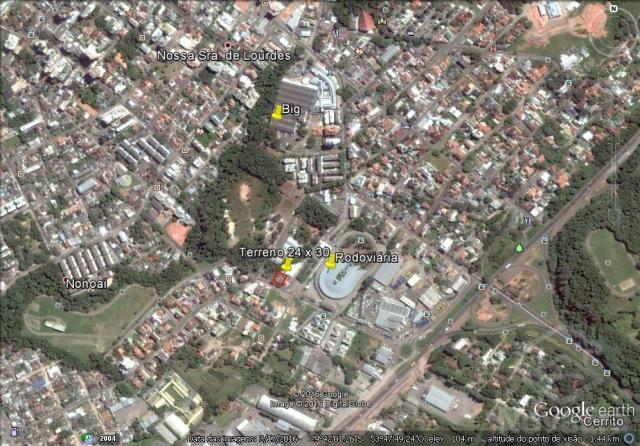 Terreno Código 5932 a Venda no bairro Cerrito na cidade de Santa Maria