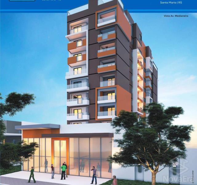 Apartamento Código 6483 a Venda no bairro Nossa Senhora Medianeira na cidade de Santa Maria