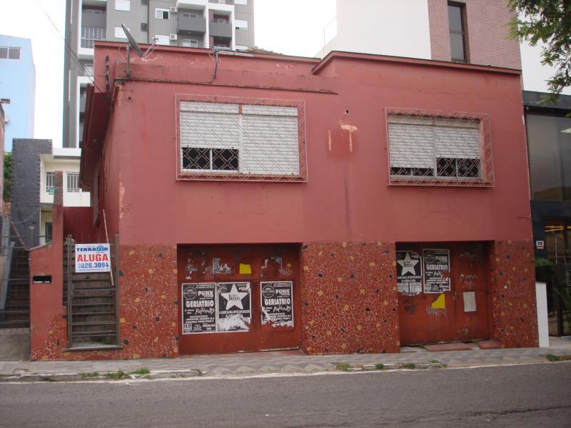Casa Código 3715 para alugar no bairro Centro na cidade de Santa Maria