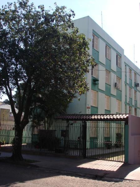 Apartamento Código 6678 para alugar no bairro Patronato na cidade de Santa Maria Condominio joao machado fortes