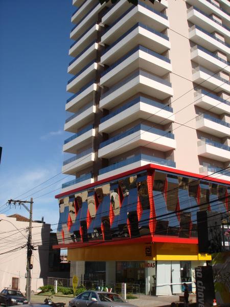 Apartamento Código 6692 para alugar no bairro Centro na cidade de Santa Maria Condominio condominio espirito santo torre b