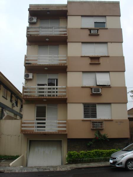 Apartamento Código 6705 para alugar no bairro Centro na cidade de Santa Maria Condominio condominio edificio vera