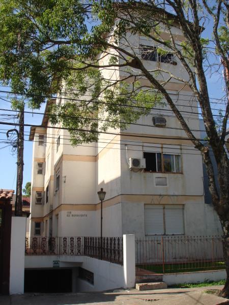 Apartamento Código 288 para alugar no bairro Patronato na cidade de Santa Maria Condominio edificio benavente