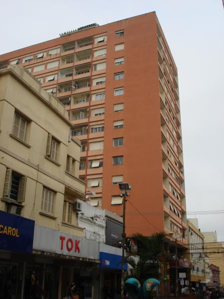 Apartamento Código 6726 para alugar no bairro Centro na cidade de Santa Maria Condominio condominio edificio augusto