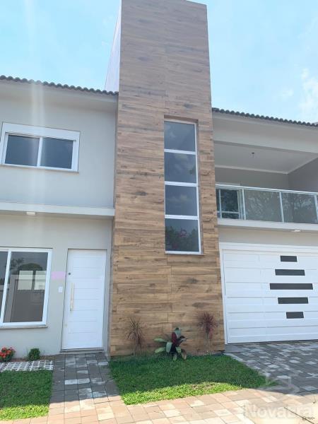 Casa Código 6736 a Venda no bairro Pé de Plátano na cidade de Santa Maria Condominio punta cana residencial
