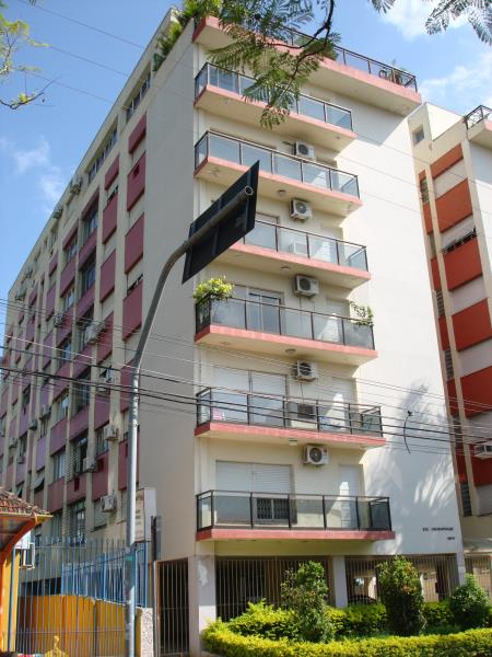 Apartamento Código 6810 para alugar no bairro Centro na cidade de Santa Maria Condominio hermitage