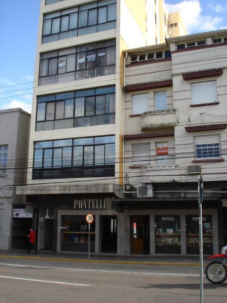 Sala Código 6843 para alugar no bairro Centro na cidade de Santa Maria Condominio edifício das clínicas