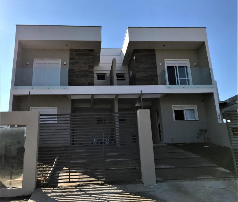 Casa Código 6910 para alugar no bairro São José na cidade de Santa Maria Condominio terras de santorini