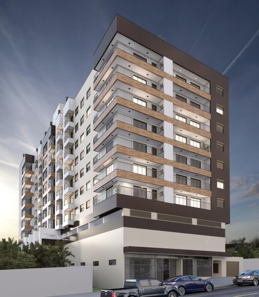 Apartamento Código 6918 a Venda no bairro Centro na cidade de Santa Maria Condominio residencial sant'anna