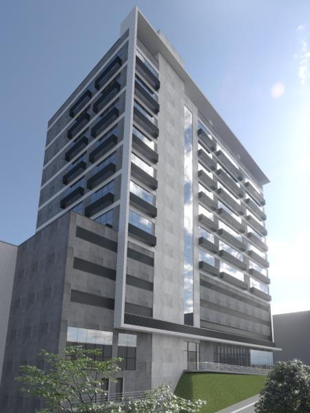 Sala Código 6923 a Venda no bairro Centro na cidade de Santa Maria Condominio office tower
