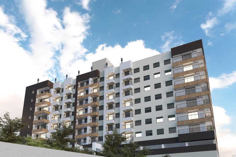 Apartamento Código 6964 a Venda no bairro Centro na cidade de Santa Maria Condominio residencial sant'anna