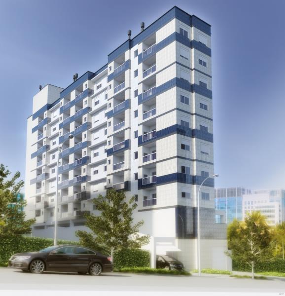 Apartamento Código 6970 a Venda no bairro Centro na cidade de Santa Maria Condominio residencial dom valmor