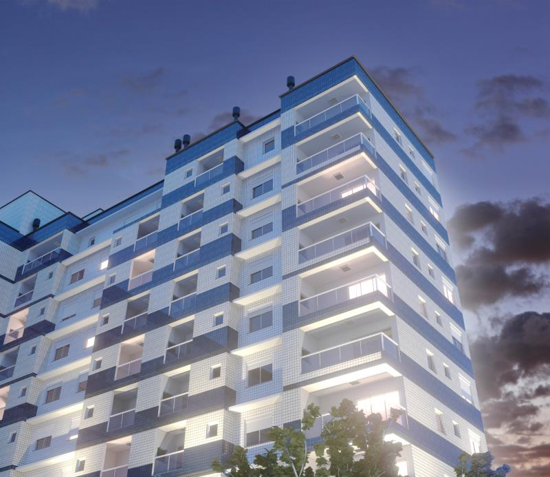 Apartamento Código 6971 a Venda no bairro Centro na cidade de Santa Maria Condominio residencial dom valmor