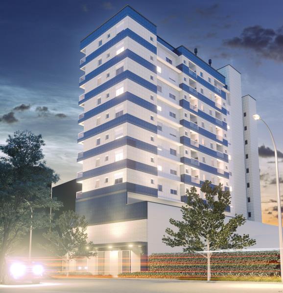 Apartamento Código 6974 a Venda no bairro Centro na cidade de Santa Maria Condominio residencial dom valmor