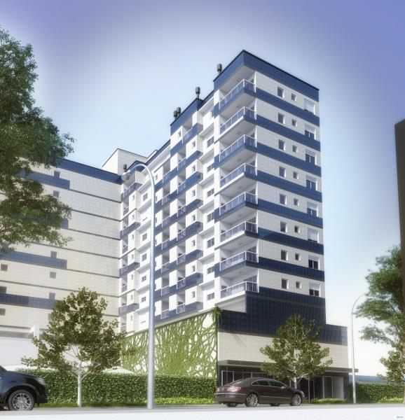 Sala Código 6975 a Venda no bairro Centro na cidade de Santa Maria Condominio residencial dom valmor