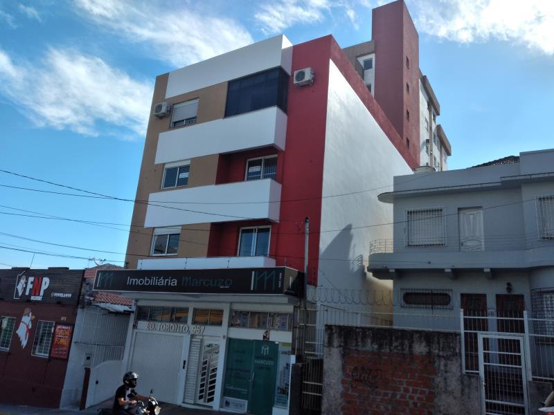 Apartamento Código 7021 a Venda no bairro Centro na cidade de Santa Maria Condominio edifício toronto residence