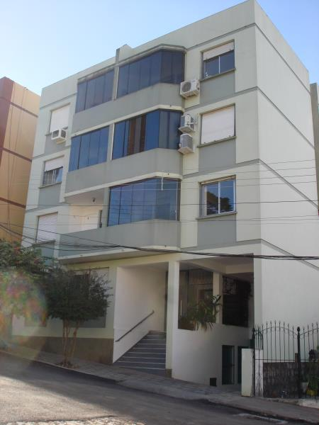 Apartamento Código 7101 para alugar no bairro Centro na cidade de Santa Maria Condominio ed. turim