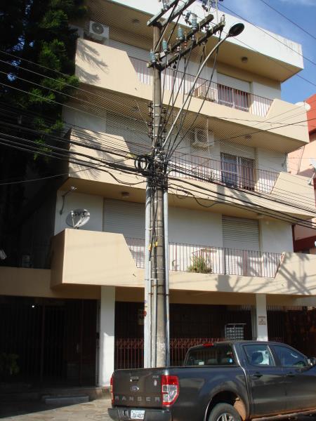 Apartamento Código 7107 para alugar no bairro Centro na cidade de Santa Maria Condominio ed. andorra