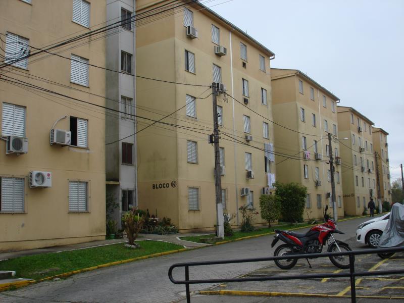 Apartamento Código 7123 para alugar no bairro Juscelino Kubitschek na cidade de Santa Maria Condominio cond. res. moradas do parque ll