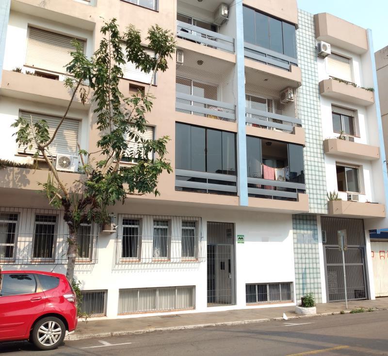 Apartamento Código 7153 a Venda no bairro Centro na cidade de Santa Maria Condominio ed. calhandra