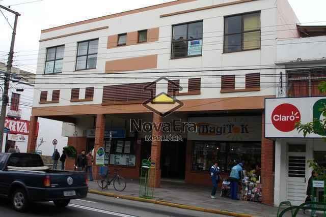 Sala Código 11 para alugar no bairro Centro na cidade de Santa Maria Condominio conj. com.  galeria krebs