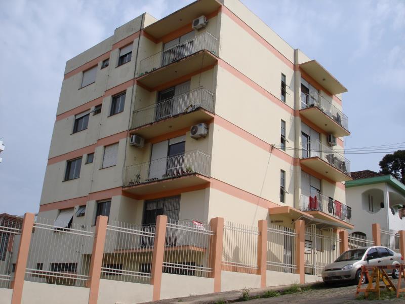Apartamento Código 33 para alugar no bairro Centro na cidade de Santa Maria Condominio ed. luciana