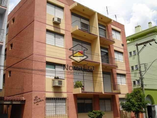 Apartamento Código 50 a Venda no bairro Centro na cidade de Santa Maria Condominio felix manarin