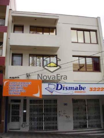 Apartamento Código 129 para alugar no bairro Centro na cidade de Santa Maria Condominio ed. restinga seca
