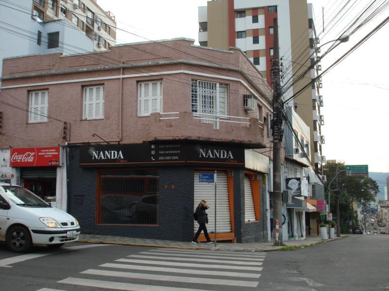 Apartamento Código 262 para alugar no bairro Centro na cidade de Santa Maria Condominio ed. aramis