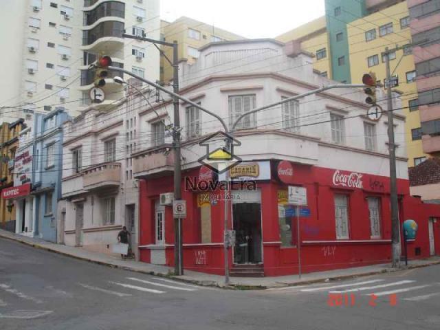 Apartamento Código 281 para alugar no bairro Centro na cidade de Santa Maria Condominio rua serafim valandro - sem denominação