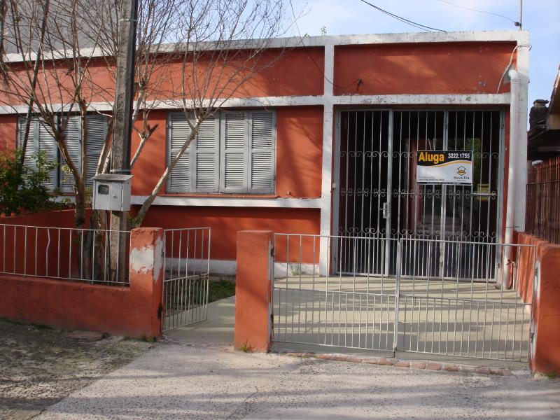 Casa Código 376 para alugar no bairro Patronato na cidade de Santa Maria