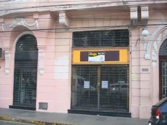 Loja Código 381 para alugar no bairro Centro na cidade de Santa Maria