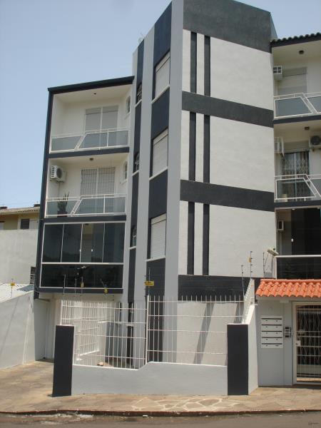 Apartamento Código 437 para alugar no bairro Centro na cidade de Santa Maria Condominio senador cassiano