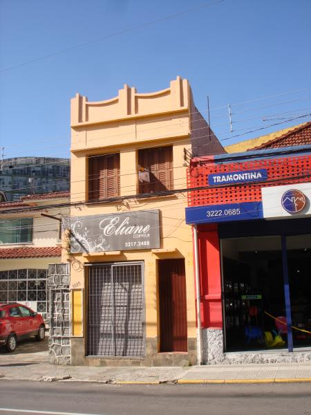 Sala Código 450 para alugar no bairro Centro na cidade de Santa Maria Condominio rua jose bonifacio - sem denominação